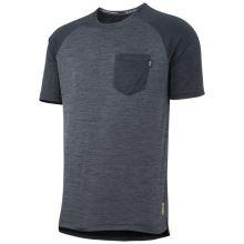 iXS dres Flow X jersey graphite-black