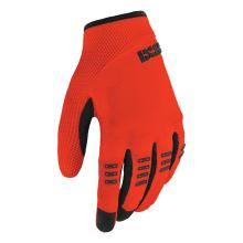 iXS BC-X3.1 dětské rukavice fluo red
