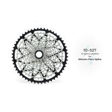 GARBARUK kazeta 12° (SHIMANO Micro Spline freehub) 10-52T