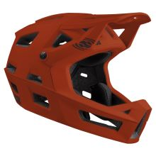 iXS integrální helma Trigger FF MIPS burnt orange