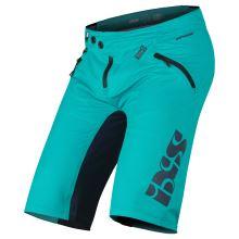 iXS kraťasy Trigger shorts lagoon-marine
