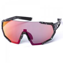 Pitcha cyklistické brýle SPACE-R black spot/red