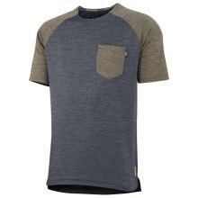 iXS dres Flow X jersey graphite-camel