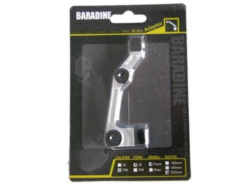 BARADINE brzdový adaptér IS/PM CNC front 203