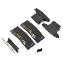 Look Keo Blade 2 Kit Carbon výměnná planžeta 16
