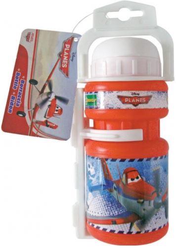 Disney lahev dětská PLANES s košíkem