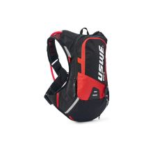 USWE cyklistický batoh Epic 8 black/red