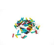 Fibrax koncovky lanka mix barev - balení 500ks v láhvi