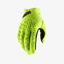 "100% rukavice ""AIRMATIC"" Fluo Yellow/Black"