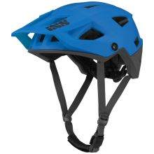 iXS helma Trigger AM fluo blue ML (58-62cm)