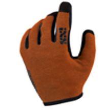 iXS dětské rukavice Carve Gloves burnt orange Kids