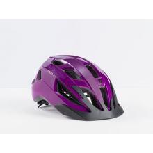 Bontrager dětská helma Solstice Purple CE