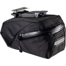 Bontrager podsedlová brašnička Pro Quick Cleat, Large, Black