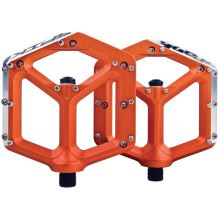 SPANK pedály Spike oranžové