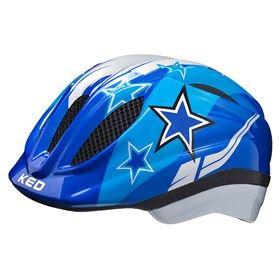 přilba KED Meggy S Stars modrá 46-51 cm