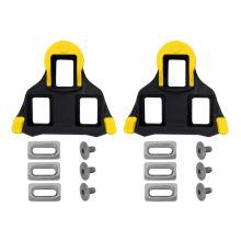 SHIMANO zarážky SM-SH11, výkyv 6st, žluté, 1 pár