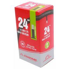 CHAOYANG duše 24x1,50/1,75 (40/47-507) AV 33 mm