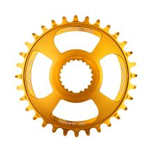 Burgtec převodník Shimano Direct Mount Thick Thin - 30T - Burgtec Bullion Gold