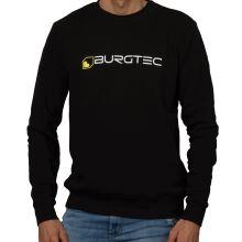 Burgtec svetr Black Logo