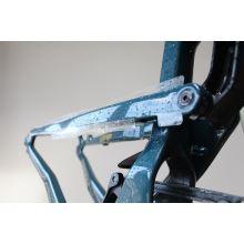 InvisiFRAME - ochranná folie na rám kola Santa Cruz Tallboy 4 XL lesk