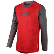 iXS dětský dres Trigger X Air Kids jersey red-graphite