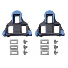 kufry SHIMANO silniční SPD-SL SM-SH12 černo/modré s vůlí +/- 2°