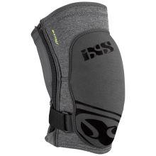 IXS chrániče kolen Flow ZIP šedé