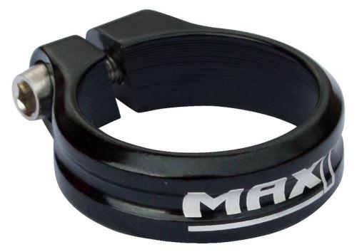 MAX1 sedlová objímka  Race 31,8mm imbus černá