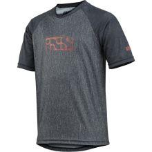 iXS Flow Kids jersey graphite-black