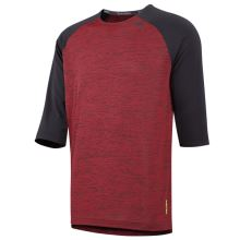 iXS Carve X jersey night red-black