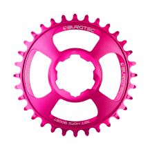 Burgtec převodník Hope Boost Direct Mount Thick Thin - 28T - Toxic Barbie Pink