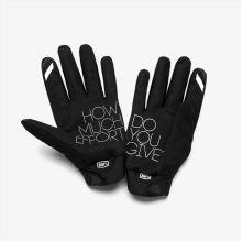 """100% dětské rukavice """"BRISKER"""" Black/Grey"""