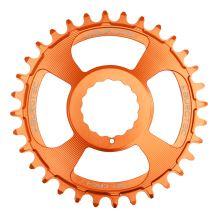 Burgtec převodník Cinch Thick Thin - 34T - Iron Bro Orange
