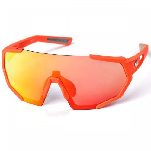 Pitcha cyklistické brýle SPACE-R orange/orange