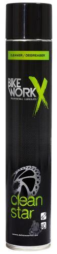 BIKEWORKX Clean Star Sprej 750 ml