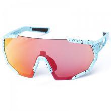 Pitcha cyklistické brýle SPACE-R blue spot/purple