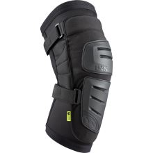 iXS chrániče kolen Trigger Race knee guard black