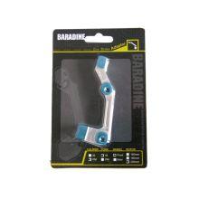 BARADINE brzdový adaptér IS/PM CNC front 203 modrý