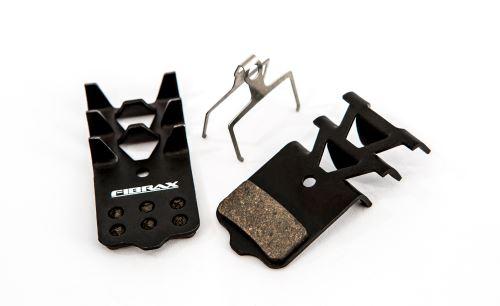 Fibrax brzdové destičky Semi Metallic - Avid/Sram Elixir