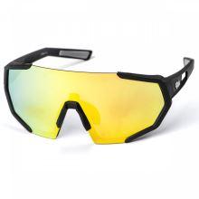 Pitcha cyklistické brýle SPACE-R black/yellow