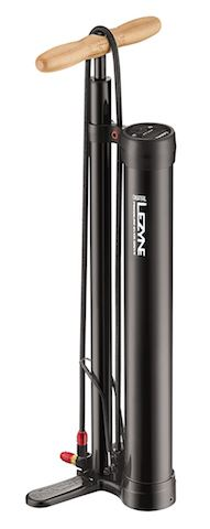 LEZYNE pumpa Digital Pressure Over Drive Gloss Black