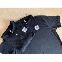Santa Cruz polo tričko black
