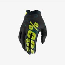 "100% rukavice ""iTRACK"" Camo"