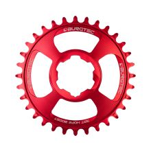 Burgtec převodník Hope Boost Direct Mount Thick Thin - 34T - Race Red