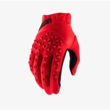 """100% dětské rukavice """"AIRMATIC"""" Red/Black"""