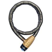 MAX1 zámek MOTO 100x1,8cm 4 klíče