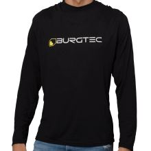 Burgtec triko Logo Long Sleeve Tech